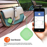 Bluetooth GPS Anti-lost Tracker Tracking Wallet Key Tracer Finder (Vert)