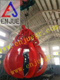Electric Hydraulic Orange Peel Grapple Motor Hidráulico Rock Grab