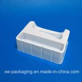 Kundenspezifisches Blasen-Tellersegment für Plastikverpackung