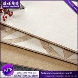 Azulejo de cerámica al por mayor de la pared de la porcelana de Foshan 300X900 3D