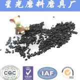 円柱状の形の中国の無煙炭の石炭をベースとする作動したカーボン