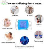 Хлопать-Миниый электрический Massager стимулированием нерва с пусковыми площадками 10