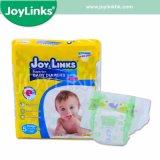 赤ん坊の使用のための極度の乾燥した赤ん坊の使い捨て可能なおむつ