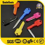 ステンレス鋼の小型主ナイフの折るナイフ