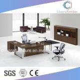 고급 사무실 책상 나무로 되는 가구 컴퓨터 테이블