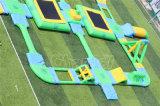 L'acqua gonfiabile personalizzata gioca il parco a tema gonfiabile dell'acqua del galleggiante del gioco