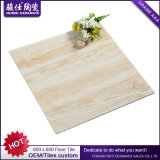 Tegel van de Vloer van het Porselein van Juimsi de Keramiek Verglaasde Rustieke (600X600mm)