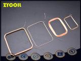 Taille différente de l'air bobine électronique inductif