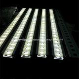 24*10W im Freienled IP65 imprägniern LED-Wand-Unterlegscheibe-Licht