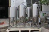 Mini equipo de la elaboración de la cerveza de la fabricación de la fábrica de la cervecería de la cerveza/cerveza del acero inoxidable mini que hace el equipo con diversas capacidades