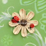 Hand-made Polyresin Sculpture Magnets Magnets Crafts for Promotion (YH-RFM041)