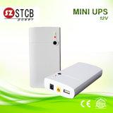 Saída portátil Eco DC 12V Mini UPS Power Bank