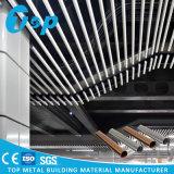Tubi quadrati di alluminio 2017 di alta qualità di Foshan per la decorazione della parete