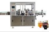 丸ビンCSDは熱い接着剤OPPの分類のステッカー機械BOPPタイプを飲む