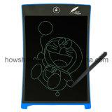 Cadeau d'affaires de Howshow 8.5 pouces d'affichage à cristaux liquides de tablette d'écriture