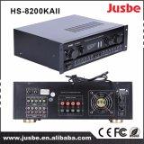 220W усилитель Karaoke звукового ящика KTV тональнозвуковой смешивая