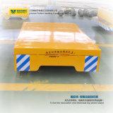 Carro liso de transferência de serviço público versátil do aparelho de manutenção do trilho do uso