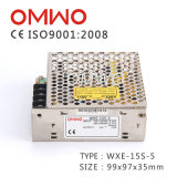 Wxe-15s-5 15W 5V 3A LED AC/DC Schaltungs-Stromversorgung