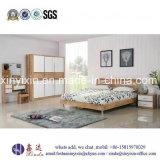 ドバイのアパートの家具の簡単なホテルの寝室の家具(SH-006#)