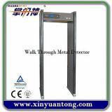 高い感度のドア整形ボディ金属のスキャン機械(XYT2101S)