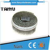 15degree Plastic Sheet Coil Nails Supplies