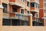 Frontière de sécurité en acier galvanisée par garantie résidentielle simple, frontière de sécurité industrielle, clôturant le panneau