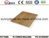 Vlak Gelamineerd van het Bouwmateriaal van China Het Plafond van de Muur Panel/PVC van pvc voor BinnenDecoratie