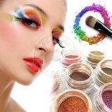 Приглаживайте пигмент палитры теней штейна порошка Eyeshadow перлы Shimmer минеральный