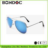 Gafas de sol polarizadas alta calidad de las gafas de sol del metal de los hombres del OEM para los hombres