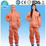 Vestiti a gettare non tessuti del Workwear di protezione, in generale di SBPP