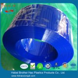 Tenda opaca della striscia del PVC dell'azzurro in rullo