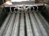 Intercambiador de calor de sistema de refrigeración y calefacción de agua salada