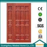 Puerta de madera sólida Puerta de madera de pino (WDHO4)