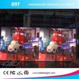 P6mm hohe Auflösung Innen-LED-Bildschirm für Unterhaltung---8