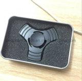 Estoque pronto do girador inovativo da mão para o tri girador da inquietação