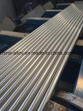 内燃機関のためのInconel 751の丸棒弁の鋼鉄