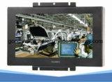 Монитор сенсорного экрана открытой рамки LCD 8 дюймов