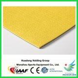 建築材料、バドミントン、バスケットボール、バレーボール、テニスコートのマットのためのゴム製フロアーリング材料