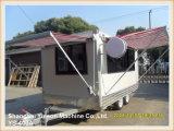 Ys-400A heiße Verkaufs-Schnellimbiss-LKW-Lebesmittelanschaffung Van