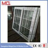 Окно Casement Китая PVC&UPVC стеклянное с Flyscreen