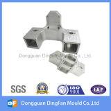 Aluminium het Van uitstekende kwaliteit CNC die van de Leverancier van China Deel voor Messing/Aluminium machinaal bewerken