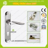 Fechadura do puxador da porta para a porta da tampa da fechadura da porta do quarto