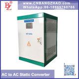 Transformador de baja frecuencia 120/240VAC a 230/400VAC Inversor de voltaje