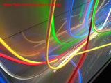 Luz de neón de la flexión del color LED Bentable de R/G/B/W para las cartas
