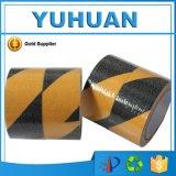 Adhesivo impermeable muy visibles en cinta de seguridad antideslizante