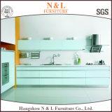 N & L pintados sólidos de madeira armário de cozinha MFC barata