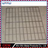 China Precios baratos de la compañía Fácil instalación Seguridad temporal Alambre del metal de la malla Valla de la piscina del hierro labrado