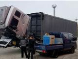 Removedor de depósito automático del motor de la máquina de lavado de coches