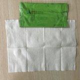 Têxtil de limpeza Wet Wipe do restaurante