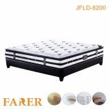 [نوغ] جيّدة تدليك سرير عال - كثافة زبد ليف جوز هند فراش